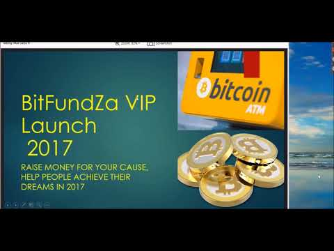 BitFundZa Bitcoin - Raise Money - African Crowd Funding Peer to Peer Donation Platform
