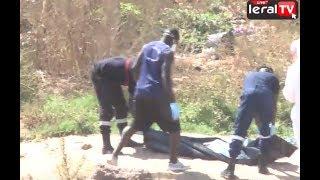 Découverte macabre à la Patte d'Oie : Le maire Banda Diop apporte des précisions