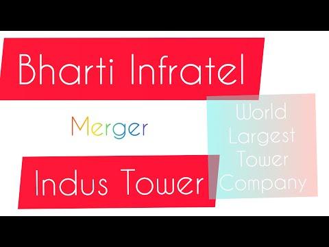 Bharti Infratel Indus Tower merger | Stock Analysis