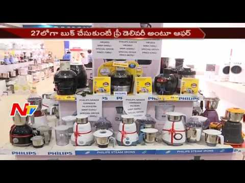 GST Effect : Retailers Announce Big Discount on Electronic Items || NTV