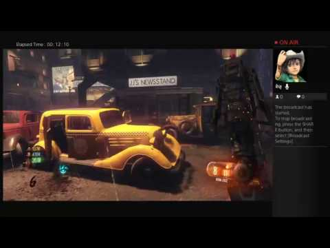 TERRY11233's Live PS4 Broadcast