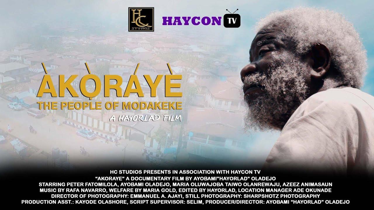 Download Akoraye; The People of Modakeke (Trailer)