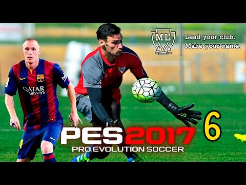 Pes 2017 (PC) II LM #6 II FC BARCELONA II LA REVANCHA DE LA SUPERCOPA