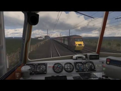Train Simulator 2015 Class 52 Western to Northallerton
