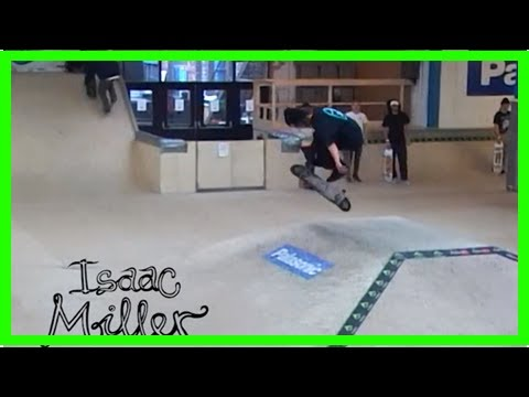 NEWS 24H - Miller mwad-isaac miller at mwadlands-the sidewalk skateboarding