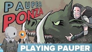 Playing Pauper: Ponza
