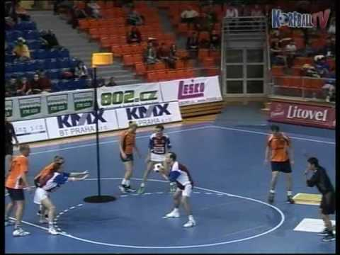 Netherlands v Czech Republic - Korfball World Championships 2007