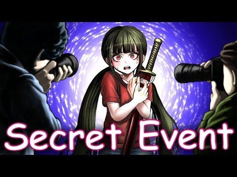 Kaito and Maki Secret Event - Danganronpa V3 Chapter 4 Secret Event (No. 112 Practice Sword Event)