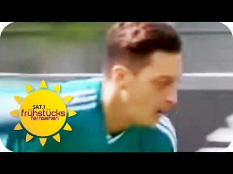 Mesut Özil Schuld am WM-Aus? Auswirkungen des Erdogan-Fotos! | SAT.1 Frühstücksfernsehen | TV