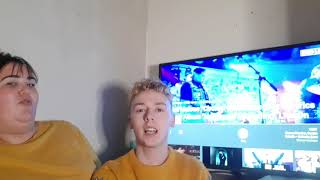 Post Malone - Circles (Live) (Reaction)