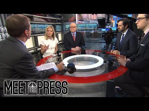 Media Panel: Fake News And Twitter In The White House (Full) | Meet The Press | NBC News