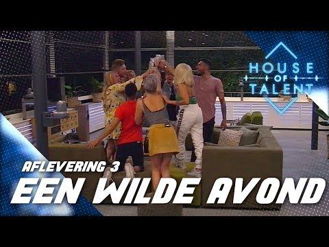 #3: Een hele wilde eerste nacht in House of Talent! (VOLLEDIGE AFLEVERING)
