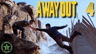 Let's Play Pals - A Way Out - Farting Around (#4)
