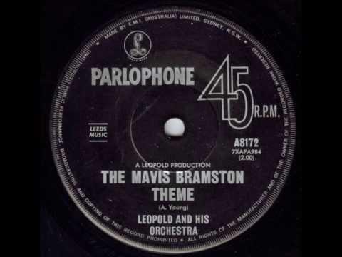 Leopold & His Orchestra  The Mavis Bramston Theme Original 45