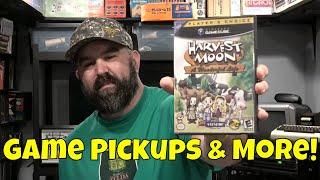 Recent Video Game Pickups GameCube Wii U & More!
