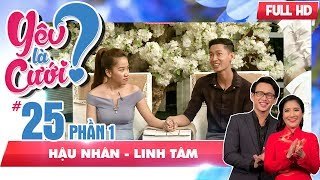 Being roundly scolded-the man decides to marry her due to her personality|Hau Nhan-Linh Tam|YLC #25