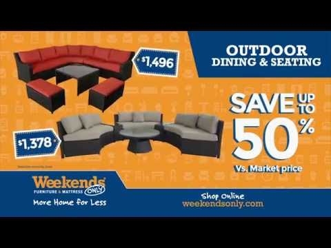 Indy, Celebrate 1 Year With Us! Save 50% On Outdoor Furniture!