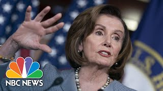 Nancy Pelosi: 'We Will Wholeheartedly Support' Whoever Democratic Nominee Is | NBC News