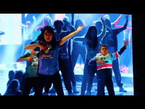 WE Day 2016 - Paula Abdul Dance Challenge - Jade's Hip Hop Academy Toronto