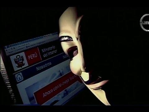 Hacker desnudan deficiencias en la seguridad electrónica del Ministerio del Interior