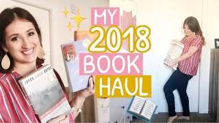 BOOKS I READ IN 2018 | BOOKS I LOVED AND HATED!