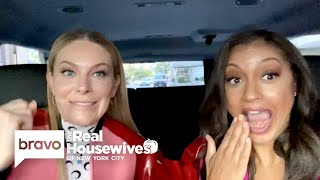 New Housewife Eboni K. Williams Met the RHONY Ladies for the First Time | RHONY