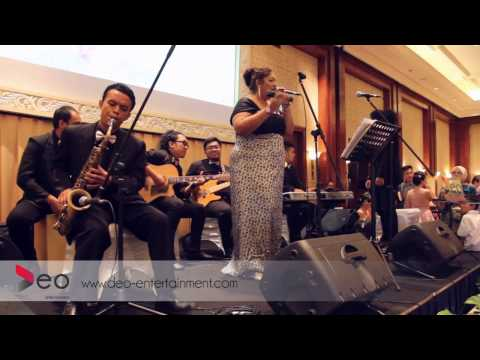 Careless Whisper - George Michael At JW Marriot | Cover By Deo Entertainment