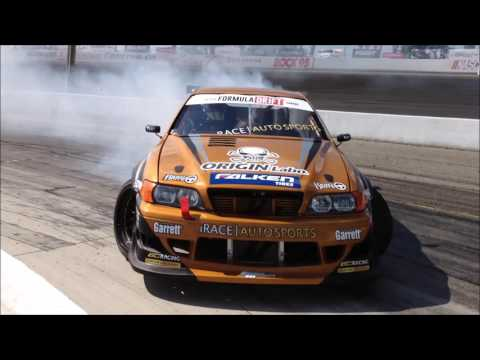 Best of Formula Drift Canada Round 2 at Sunset Speedway