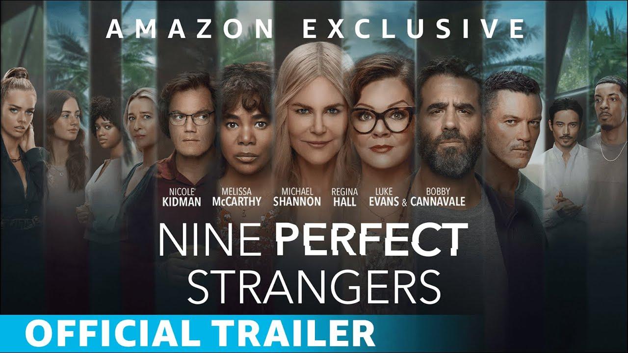 Nine Perfect Strangers' Trailer   IF Magazine