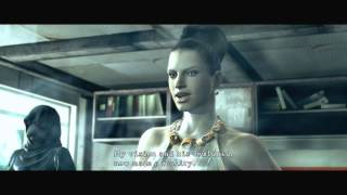 24. Resident Evil 5 Walkthrough - Professional Difficulty - Chapter 5-2 Uroboros Mkono Boss