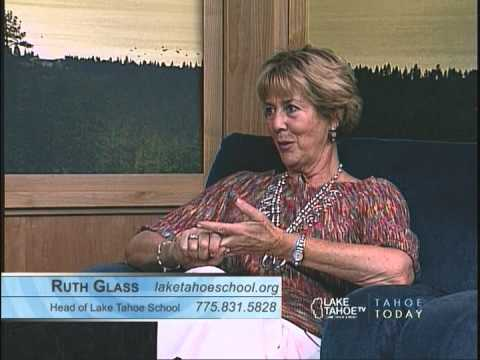 Tahoe Today   Ruth Glass Lake Tahoe School  Int 072214