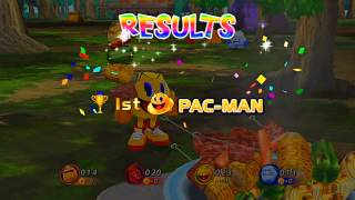 Pacman Party Gameplay!! HD