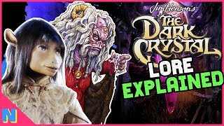 The Dark Crystal Lore: Everything You NEED to Know Before Age of Resistance Explained