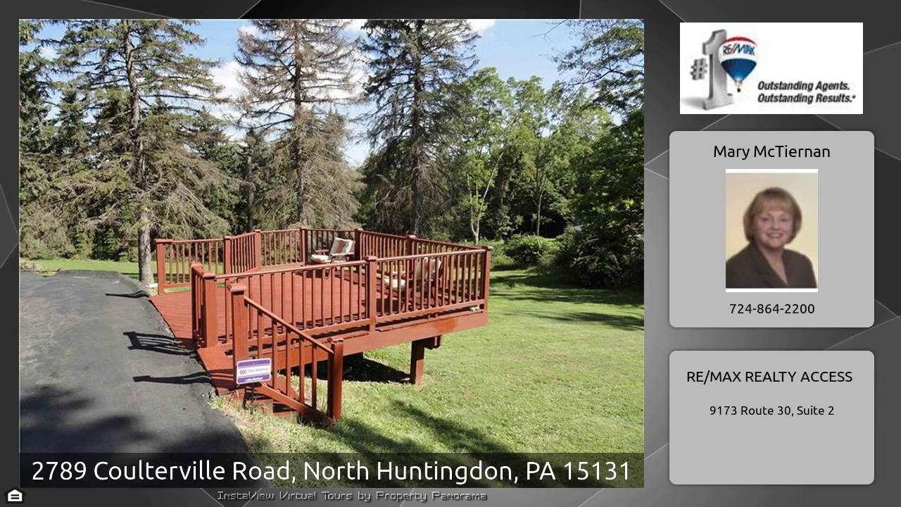 2789 Coulterville Road North Huntingdon Pa 15131