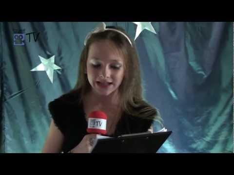 Vánoční odpoledne Radost dětem 2012 - Klára Jandová