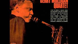 Gerry Mulligan Quartet at the Salle Pleyel - Bark for Barksdale