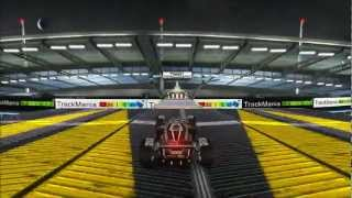 Trackmania - Olympics games - rpg short track test