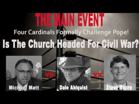 DEBATING POPE FRANCIS: A Catholic Civil War