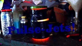 The Ultimate Jam Jar Pulse Jet Compilation!