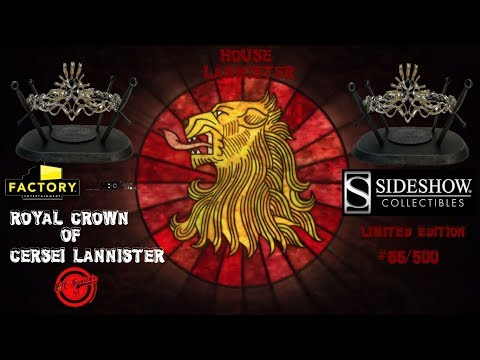Download Cersei Lannister Crown  PNG