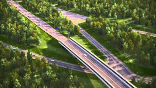 Реконструкция автомобильной дороги А-106 Рублево-Успенского шоссе(, 2014-11-10T07:10:29.000Z)