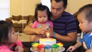 HAPPY 1ST BIRTHDAY, SOPHIA ISABELLA ♥
