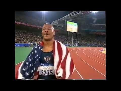 Maurice Greene - Fastest 100 metres