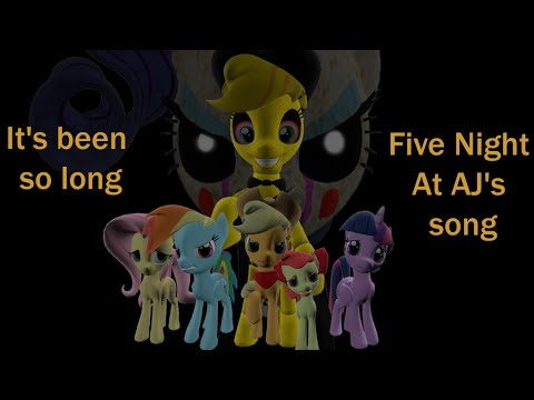 It's been so long - Five Night At AJ's song