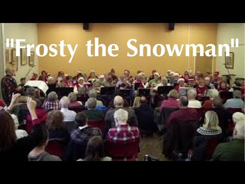 """2019-pt-strummers-holiday-concert-""""frosty-the-snowman"""""""