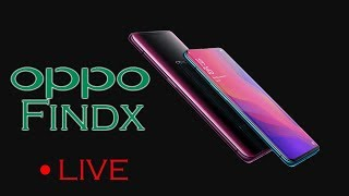 🔴 Live: Oppo Find X Launch Event From Delhi In India | Find X India Price, Specs & Features