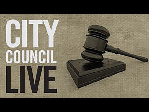 February 20 City Council