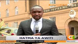 Uchaguzi wa Awiti wapingwa