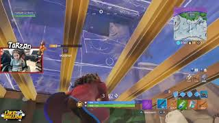 I FOUND A CHEATER ON FORTNITE IN TOURNAMENT! ptaclick