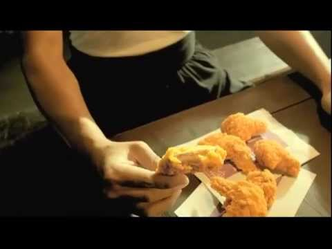 Leo Burnett Taiwan - McDonalds Spicy Chicken Wings Water